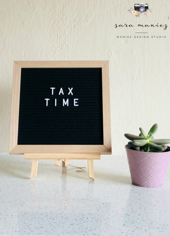 Blogging How to Prepare for Taxes